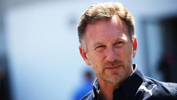 Christian Horner - GP Ungarn 2021