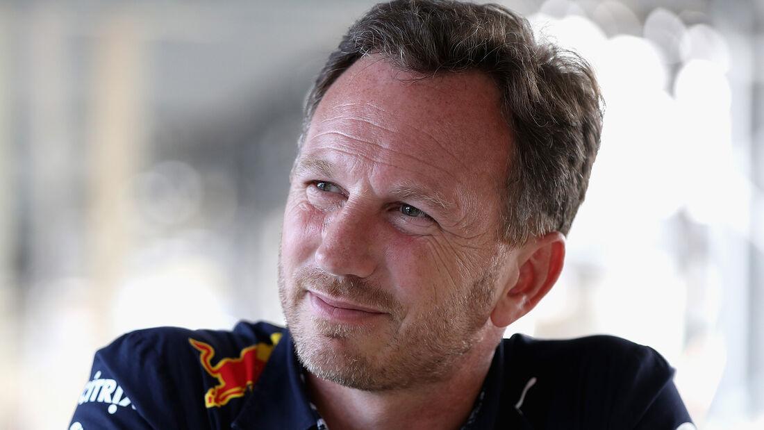 Christian Horner - Red Bull - F1 2017