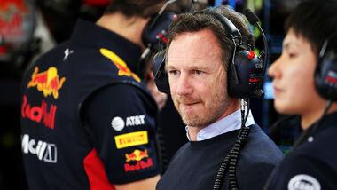 Christian Horner - Red Bull - Formel 1