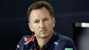 Christian Horner - Red Bull - Formel 1 - 2016