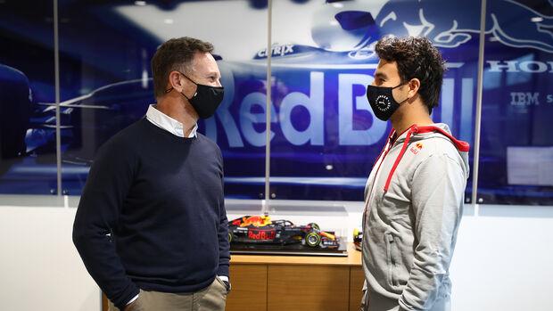 Christian Horner - Red Bull - Formel 1 - 2020