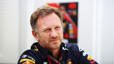Christian Horner - Red Bull - Formel 1 - 2020