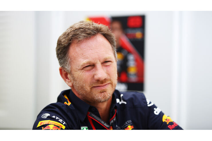 """Red Bull hält Ball flach: """"Mercedes ist der Favorit"""" - auto motor und sport"""