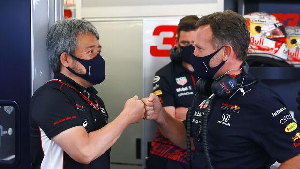 Christian Horner - Red Bull - Formel 1 - 2021