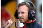 Christian Horner - Red Bull - Formel 1 - GP Belgien - Spa-Francorchamps - 22. August 2014