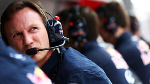 Christian Horner - Red Bull - Formel 1 - GP China - 13. April 2013