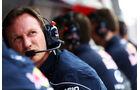 Christian Horner - Red Bull - Formel 1 - GP China - 13. April 2013