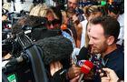 Christian Horner - Red Bull - Formel 1 - GP Japan - Suzuka - 4. Oktober 2014