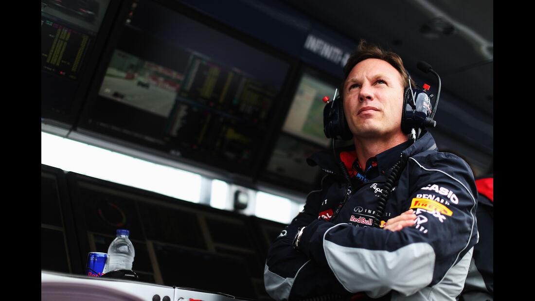 Christian Horner - Red Bull - Formel 1 - GP Kanada - 7. Juni 2013