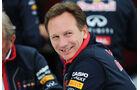 Christian Horner - Red Bull - Formel 1 - GP Kanada - Montreal - 6. Juni 2014