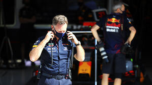 Christian Horner - Red Bull - GP England 2021 - Silverstone