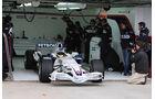 Christian Vietoris BMW F1-Test