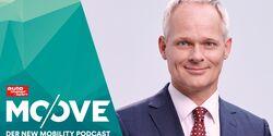 Christoph Grote, Senior Vice President Electronics von BMW Moove Podcast