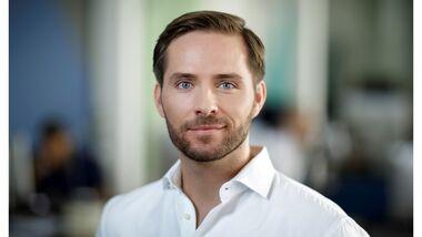 Christoph Weigler Uber Speaker ams Kongress 2020
