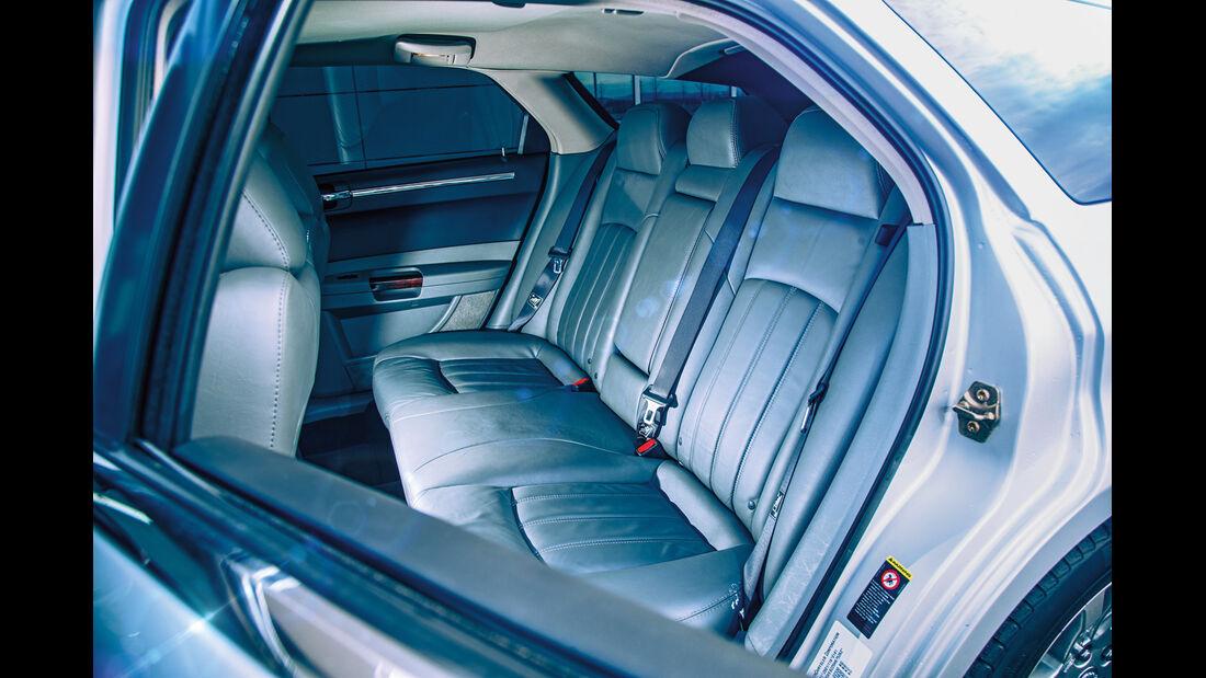 Chrysler 300 C Touring 5.7 Hemi, Fondsitz