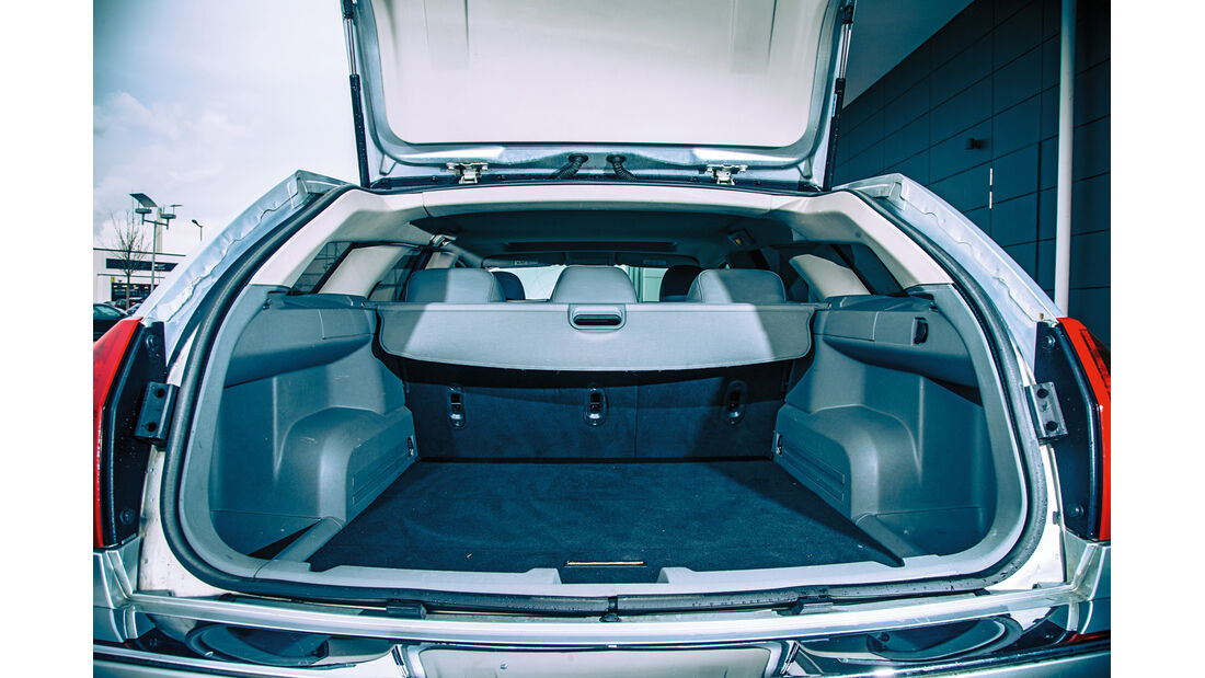 Chrysler 300 C Touring 5.7 Hemi, Kofferraum