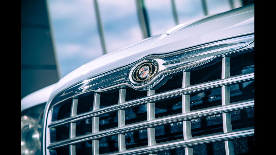 Chrysler 300 C Touring 5.7 Hemi, Kühlergrill