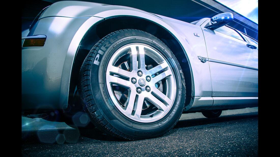 Chrysler 300 C Touring 5.7 Hemi, Rad, Felge