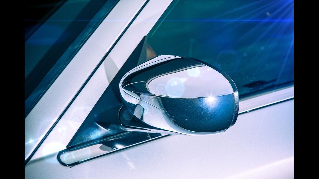 Chrysler 300 C Touring 5.7 Hemi, Seitenspiegel