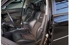 Chrysler 300 C Touring, Fahrersitz, Vordersitze