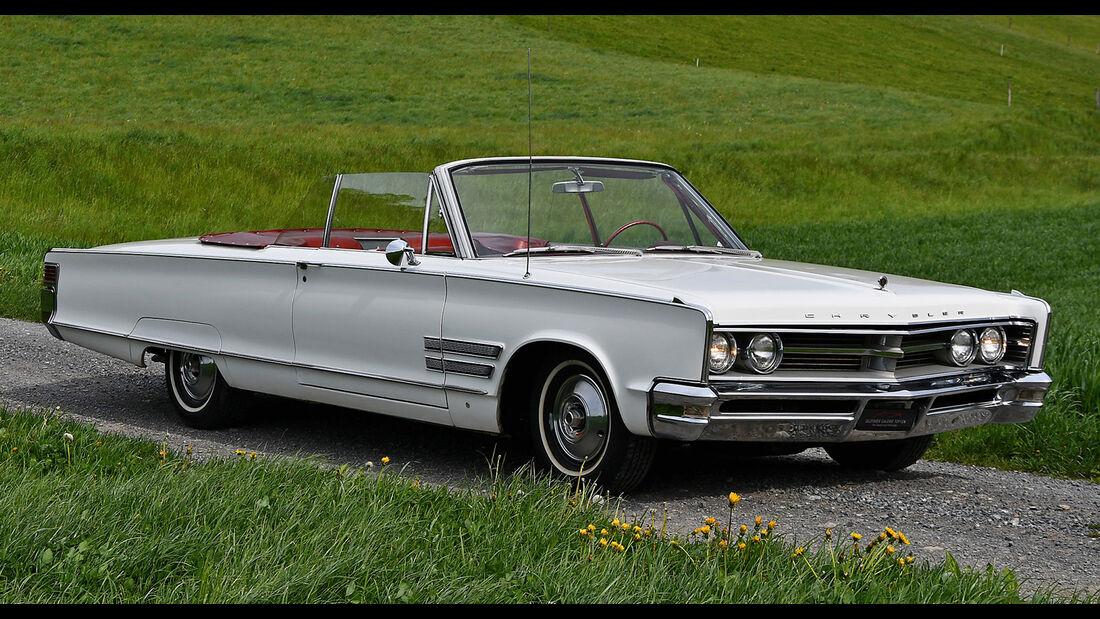Chrysler 300 Convertible (1966)