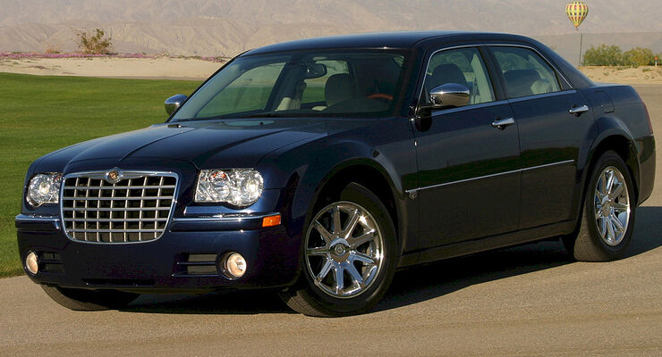Chrysler 300C Limousine 2005