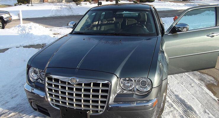 Chrysler 300C von Obama