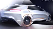 Chrysler Airflow Concept CES 2020