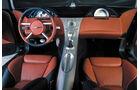 Chrysler Crossfire, Concept Car, Coupe, Cockpit, Lenkrad