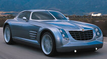 Chrysler Crossfire, Concept Car, Coupe, Front