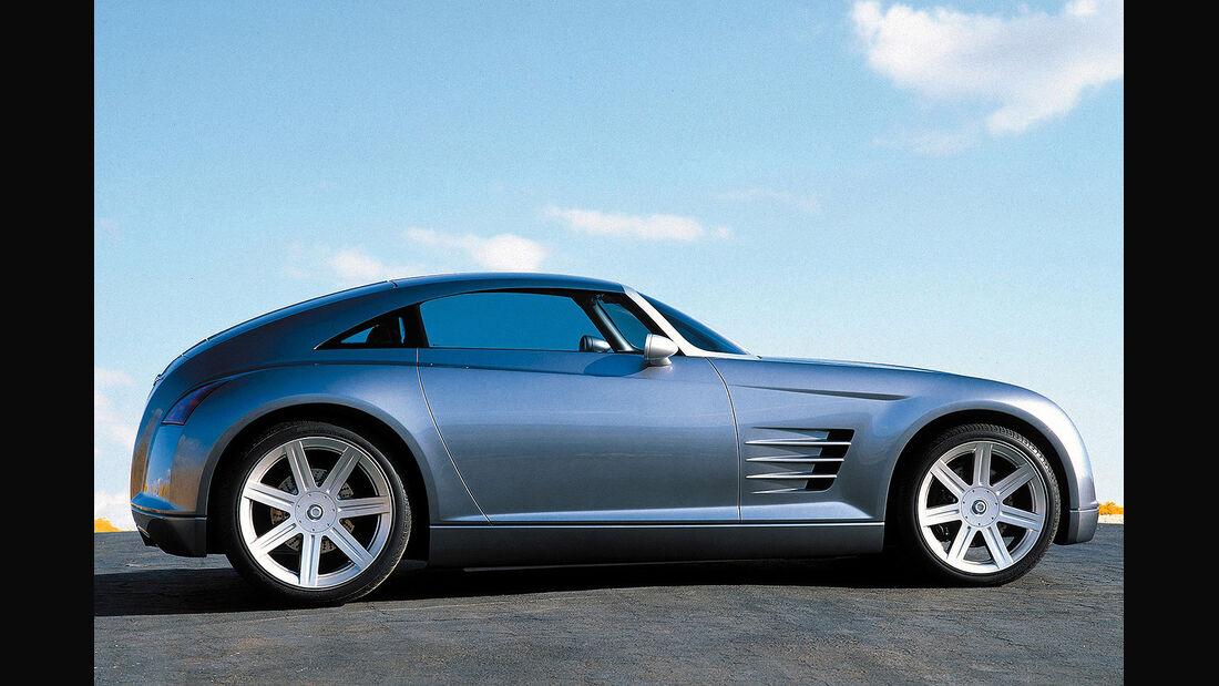 Chrysler Crossfire, Concept Car, Coupe, Seite