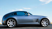Chrysler Crossfire, Concept Car, Coupe, Seite