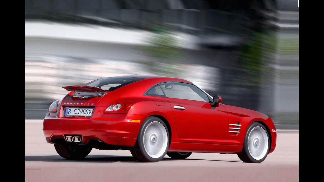 Chrysler Crossfire Coupé 3.2 V6, Exterieur