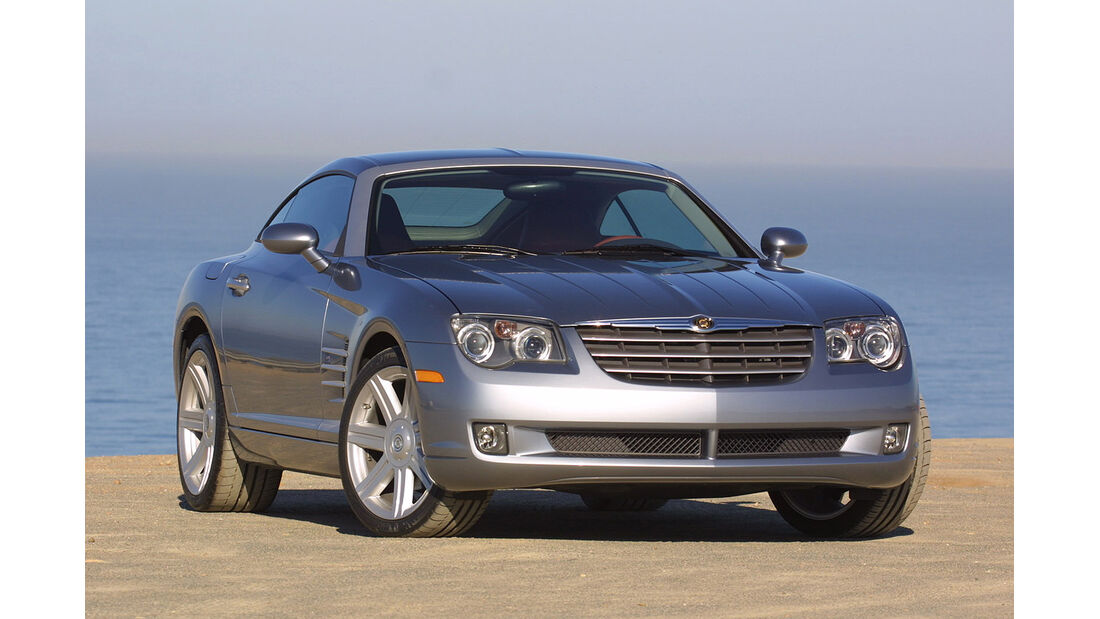 Chrysler Crossfire, Coupe, Front