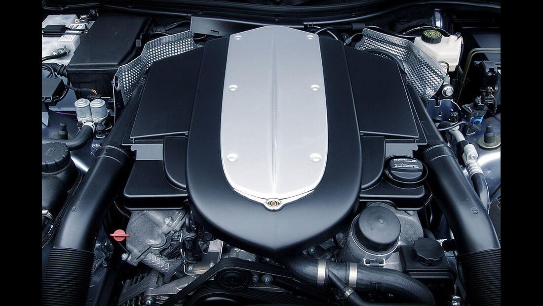 Chrysler Crossfire, Coupe, Motor