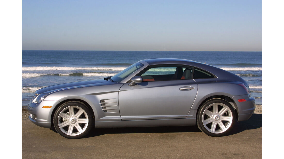 Chrysler Crossfire, Coupe, Seite