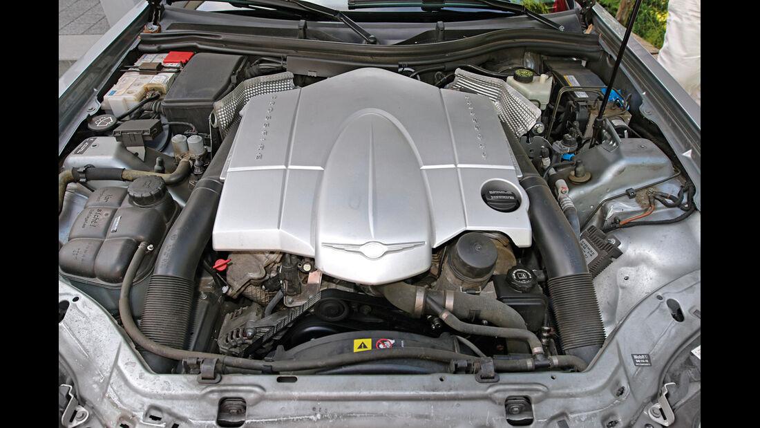 Chrysler Crossfire, Motor
