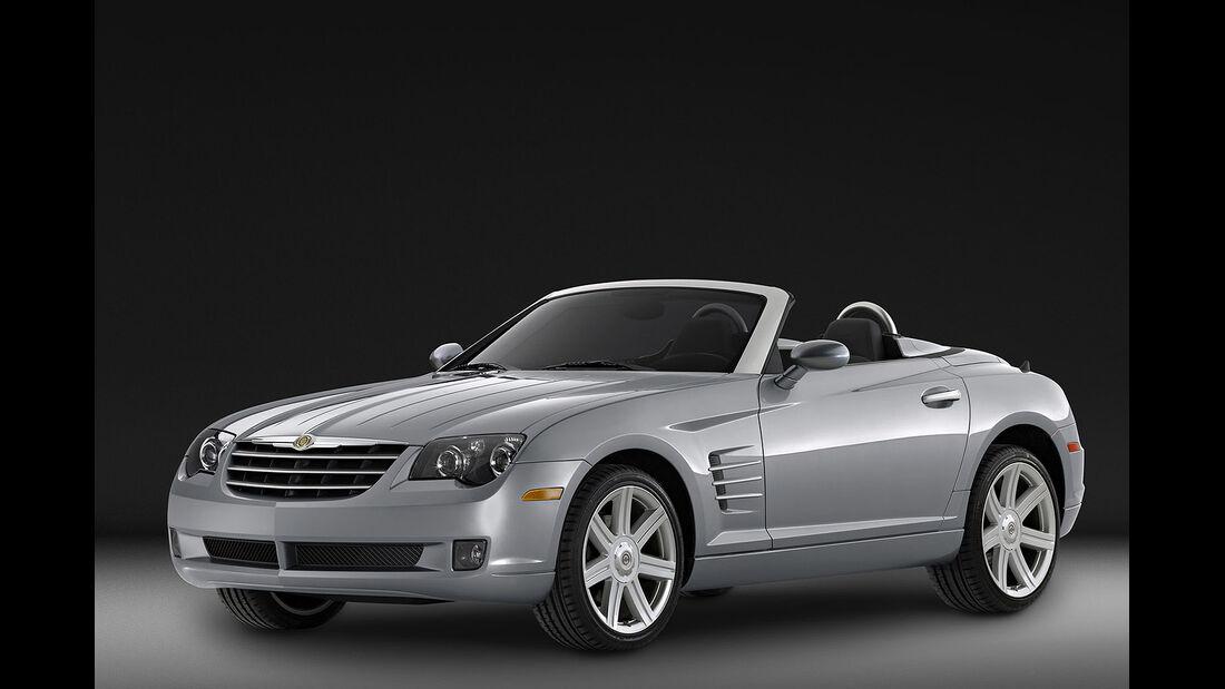 Chrysler Crossfire, Roadster