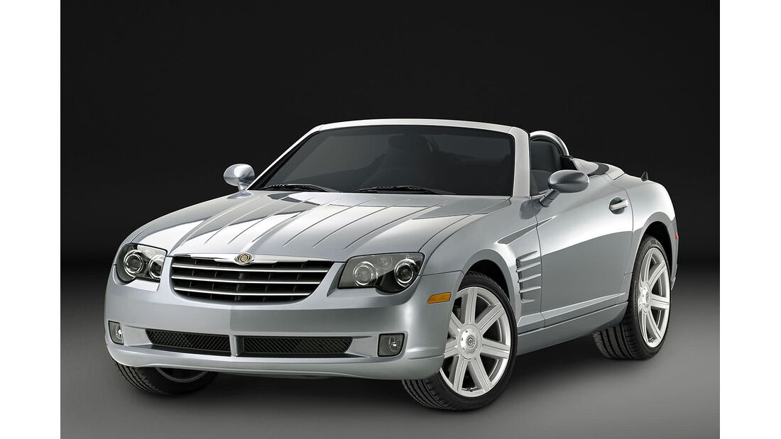Chrysler Crossfire, Roadster, Front