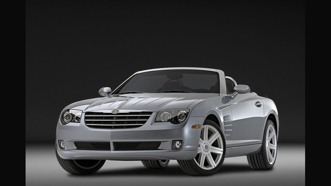 Chrysler Crossfire, Roadster, Front