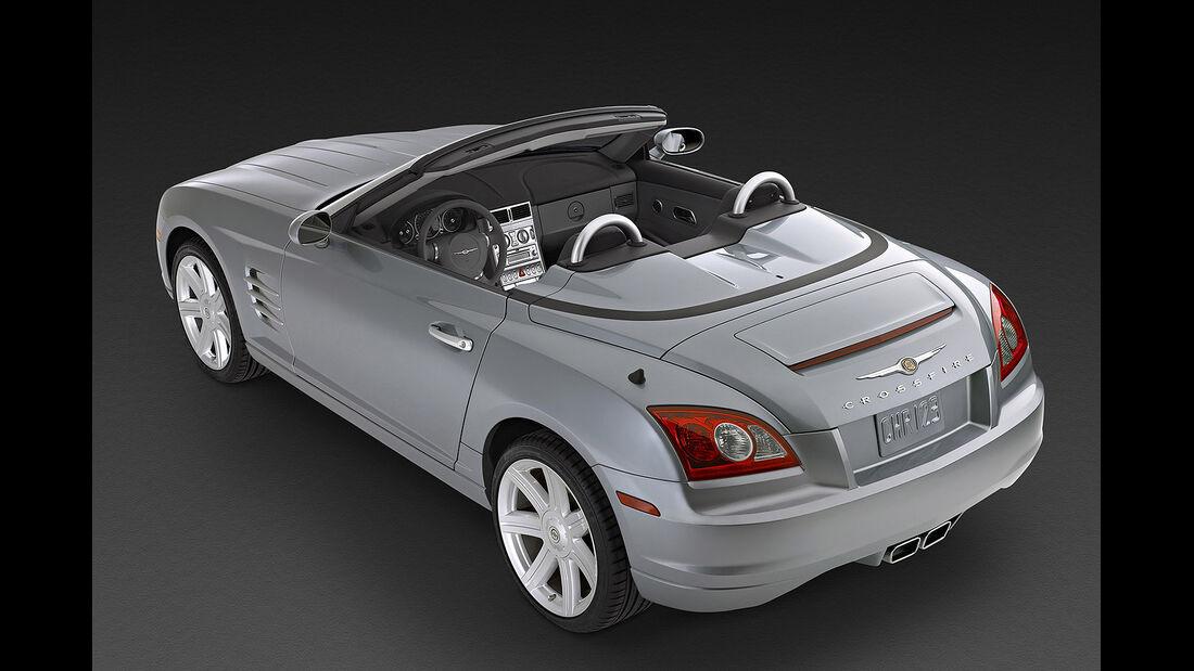 Chrysler Crossfire, Roadster, Heck
