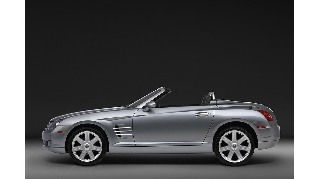 Chrysler Crossfire, Roadster, Seite