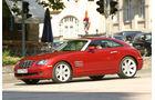 Chrysler Crossfire, Seitenansicht