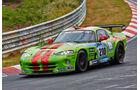 Chrysler (Dodge) Viper - Startnummer: #210 - Bewerber/Fahrer: Titus Dittmann, Bernd Albrecht, Reinhard Schall, Oliver Dutt - Klasse: AT