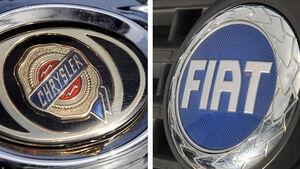 Chrysler Fiat  Logo