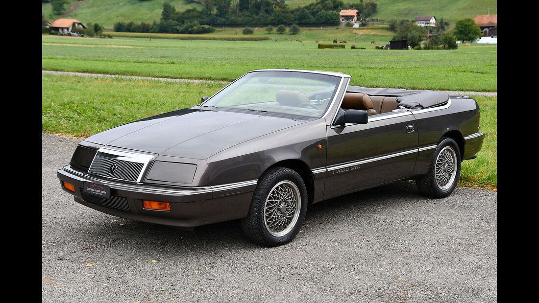 Chrysler Le Baron 2.2 Turbo Cabriolet (1990)
