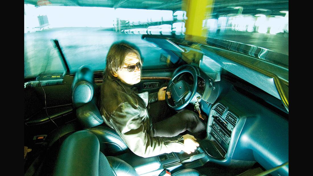 Chrysler LeBaron, Cockpit