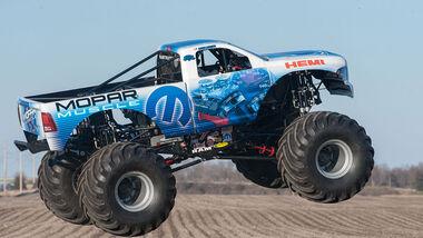 Chrysler Mopar Monster Truck