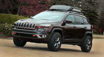 Chrysler/Mopar SEMA-Concepts 2013