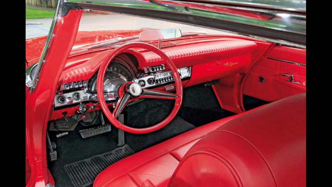 Chrysler New Yorker Cockpit